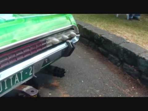 fairlane with HoT Exhaust! muscle car cruisin
