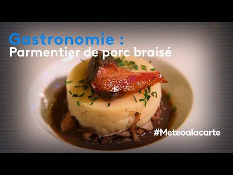 Gastronomie : parmentier de porc braisé