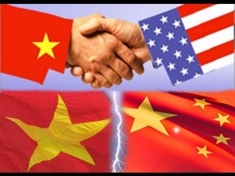 Việt Nam Hợp Tác Với Mỹ và Nhật để chống lại sự bành trướng của Bắc Kinh