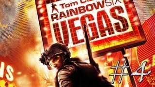 [Coop] Rainbow Six: Vegas 2. Серия 4: Догнать предателя..
