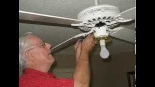 Ceiling Fan Light Repair