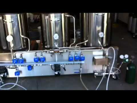 Fully Automated Home Brewing System