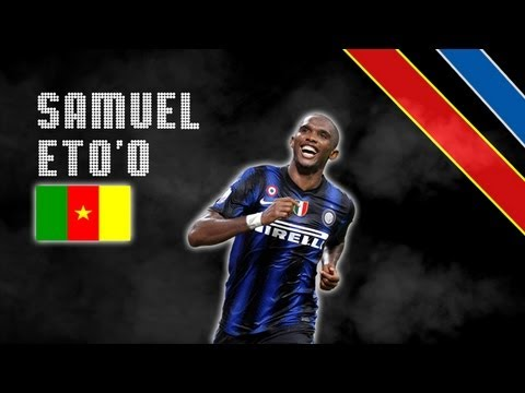 Samuel Eto'o Best Goals Ever HD