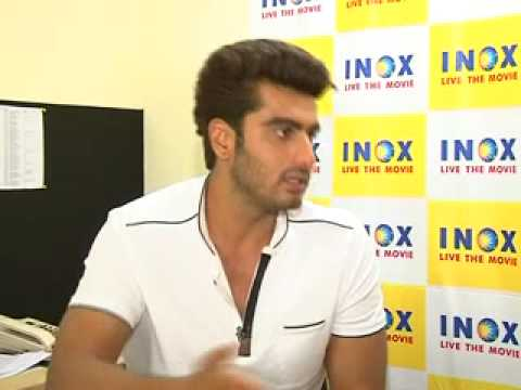 Exclusive Interview with Arjun Kapoor, Film 2 States