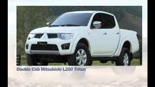 All New 2014 Mitsubishi L200 Triton Pickup Truck 2015