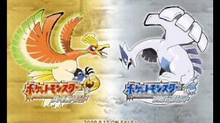 Pokemon HeartGold And SoulSilver Route 2/3/4/5/6/7/8/9