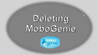 How To Remove (uninstall) Mobogenie Android Phone