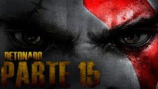 God Of War 3 Detonado Kratos VS Zeus 15