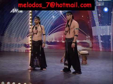 ΕΛΛΑΔΑ ΕΧΕΙΣ ΤΑΛΕΝΤΟ S03E02-IMMORTAL SERIOUS (MELODOS FULL VERSION)