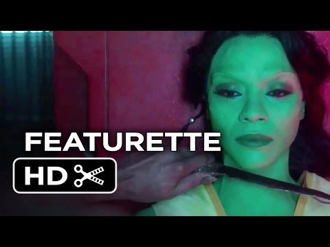 Guardians of the Galaxy Featurette - Gamora (2014) - Zoe Saldana Movie HD