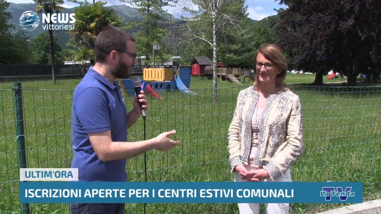 News vittoriesi - Iscrizioni aperte per i centri estivi comunali