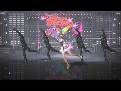DanceEvolution(Xbox 360) 『A Geisha''s Dream』 振り付けムービー