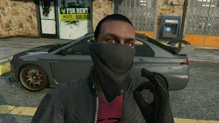 How To Remove Hat & Glasses On Bandana Mask (GTA Online