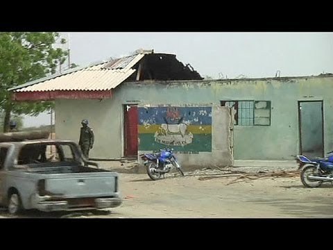 Gunman abduct over 100 female students in northeast Nigeria