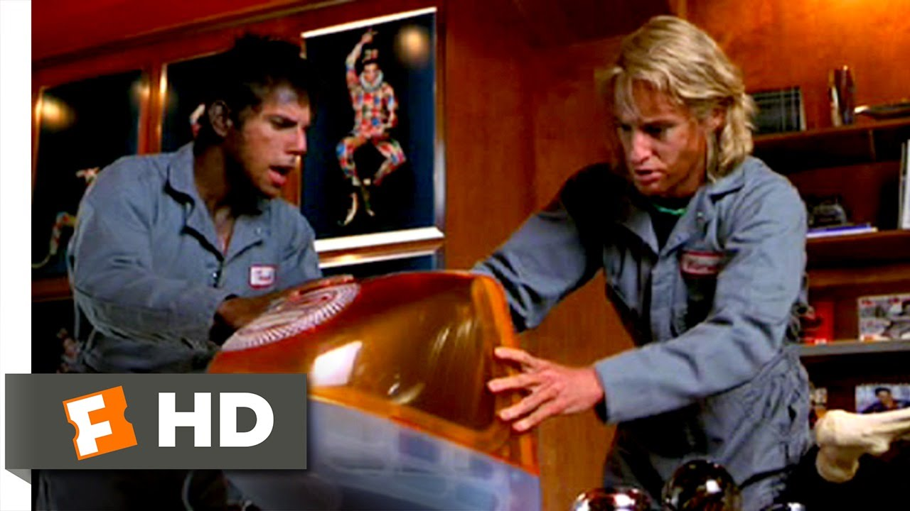 Zoolander (9/10) Movie CLIP - Computer Experts (2001) HD ...