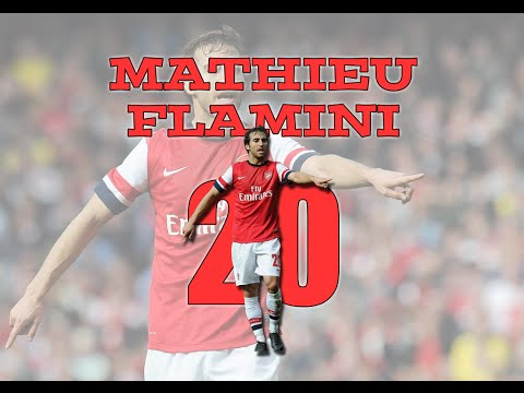 Mathieu Flamini - The French Warrior