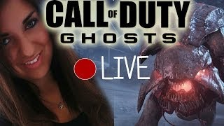 Extinction Livestream - Call of Duty Ghost (PasqualinaWii & Machinima)