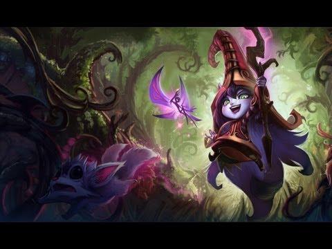 Новый герой - Lulu, The Fae Sorceress