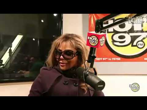 Lil' Kim Interview On Hot 97 (2011)