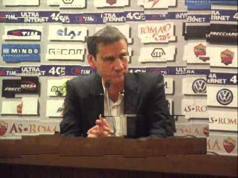 Interviste Roma-Fiorentina 2-1: Rudi Garcia