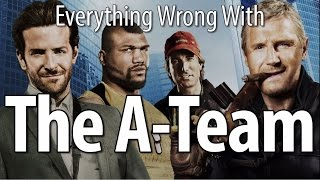 Everything Wrong With The A-Team In 16 Minutes Or Less