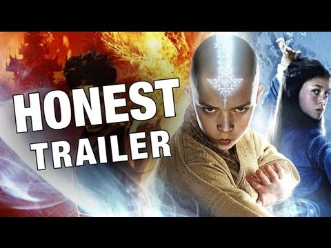 Honest Trailers - The Last Airbender, Just when you thought M. Night Shyamalan couldn't get any worse, he ruins the perfect source material. Prepare yourselves for his most disappointing film yet...