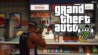 GTA5 Grand Theft Auto V: Streetraces, Overvallen (Dutch
