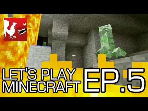 Let's Play Minecraft Part 5