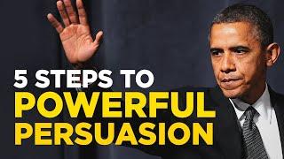 5 Steps To Influence Like Barack Obama