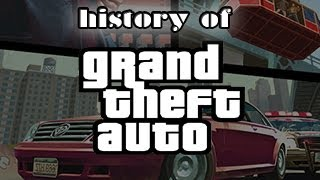 History Of Grand Theft Auto (1997-2013) Blablue123