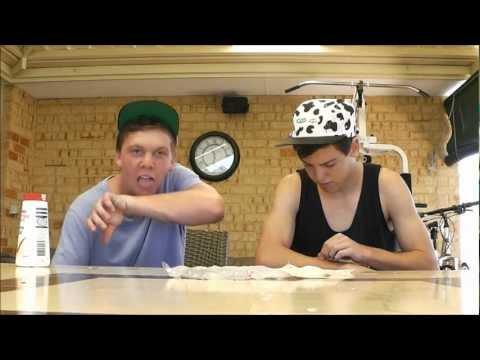 Salt and Ice Challenge