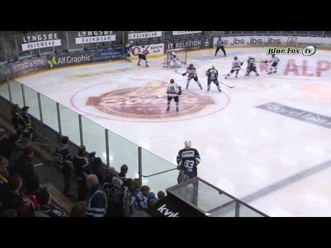 20-12-13 highlights Blue Fox - Rungsted Ishockey