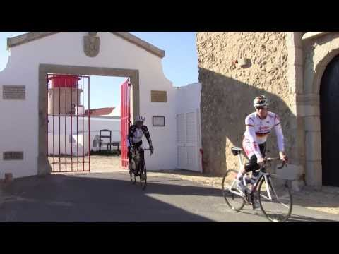 The Martinhal Bike Week with André Greipel und Marcus Burghardt in Portugal