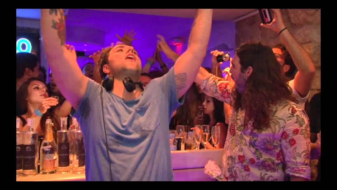 SEBASTIAN INGROSSO (Cafe Mambo Ibiza 2012) - YouTube