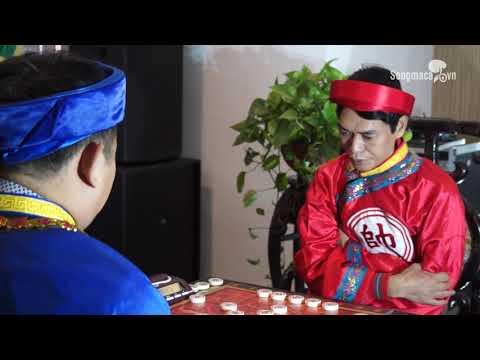 Trạng cờ đất Việt: Phạm Quốc Hương Vs Tôn Thất Nhật Tân, bảng B vòng chung kết toàn quốc