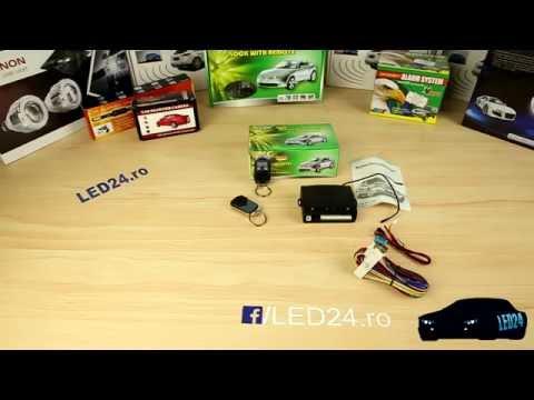 Inchidere centralizata Cartech L-08 www.LED24.ro