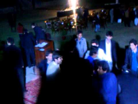 Dance in Bahria college