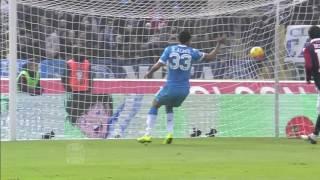 Bologna-Napoli 3-2 -15a Giornata Serie A TIM 15/16 - Sintesi
