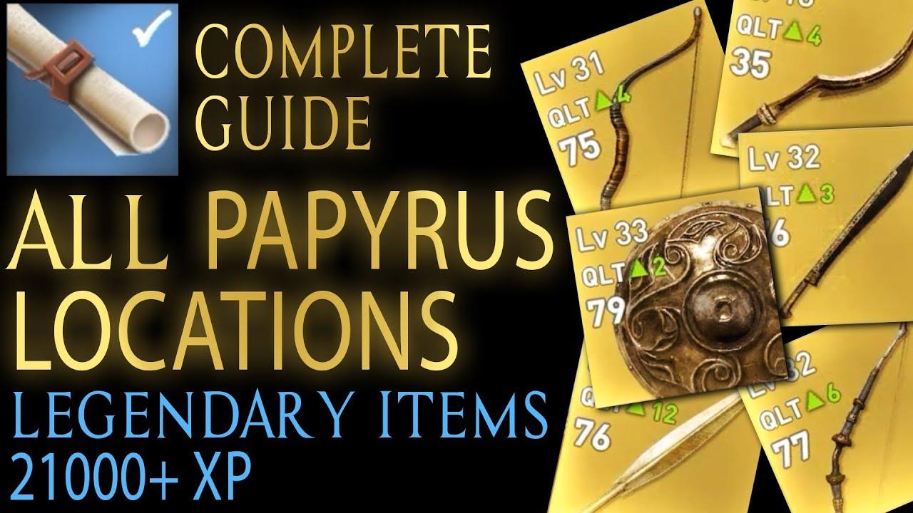 Toths secret papyrus