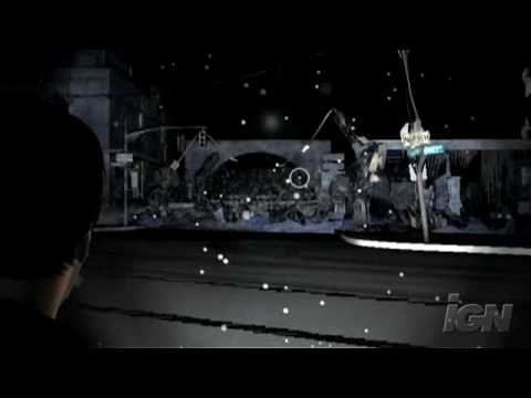 Видео с E3 2009