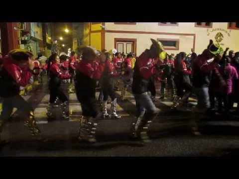 Candelaria 2014 - junto a los Caporales Centralistas Filial Tacna