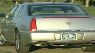 Motorweek Video of the 2006 Cadillac DTS videos