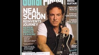 NEAL SCHON 2008 ON STAGE GUITAR PLAYER MAGAZINE view on youtube.com tube online.