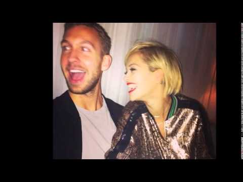 Rita Ora and Calvin Harris • 1 year together! • #Ralvin'♥
