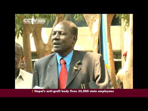 2013 in Review: South Sudan crisis