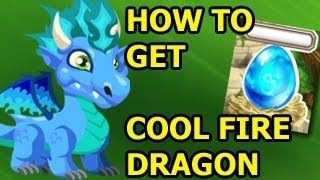 How To Get COOL FIRE DRAGON In Dragon City By Breeding