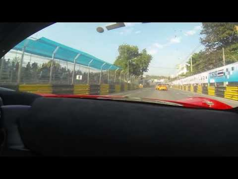 Thailand Super Series - Bangsaen Thailand Speed Festival 2013 - Super Car Class 1 (Race 2)