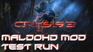 Crysis 3 (PC) MaldoHD Mod Test Run 1080p MAXIMUM HD