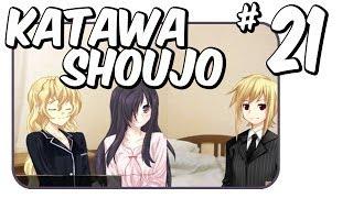 (FaceCam)VN: Katawa Shoujo | Ep.21 | Pajama Party