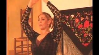 Aprende a bailar sevillanas. Parte 22
